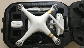 Dji Phantom 3 Professional Drohne mit Hartschalen- Koffer