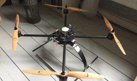 Drohne Eigenbau 2Kg Nutzlast!