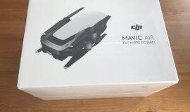 DJI Mavic AIR Fly More Combo Arctic White NEU & Verschweißt