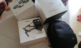 Dji Mavic Pro mit VR und mehr