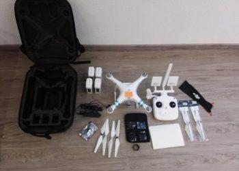 DJI Phantom 3 Standard komplett Set mit Koffer