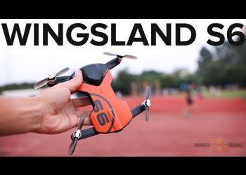 Brandneu! WINGSLAND S6
