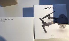 DJI Mavic Pro inkl. Fly More Combo