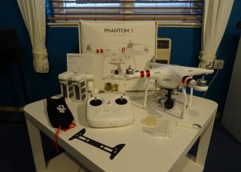 DJI Phantom 3 Standard Set (neuwertig)