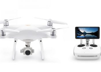 DJI Phantom 4 Pro Plus inkl Fernbedienung mit Monitor
