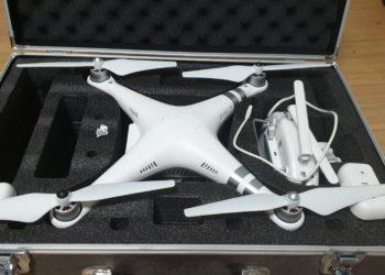 Phantom 3 advanced wenig geflogen viel Zubehör OVP