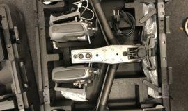 DJI Inspire 2 Komplettset – Zenmuse X5 + 2 Fernsteuerungen & 6 Akkus