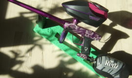 !verkauft! Luxe Transformers 2.0 OLED 1/99 Paintball