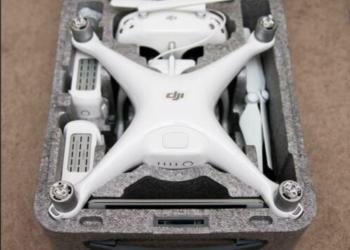 DJI Phantom 4 Quadcopter 1 Jahr alt