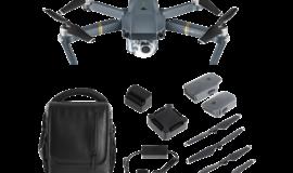 Mavic Pro + Fly More Combo Drohne (Zustand: neu, ungebraucht)