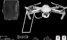 DJI Mavic Pro Platinum 4K UHD 12 Megapixel Quadrokopter Drohne Videodrohne