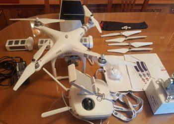 DJI Phantom 3 Advanced Drone Quadrocopter ausgestattete voll Kamera-Zubehör