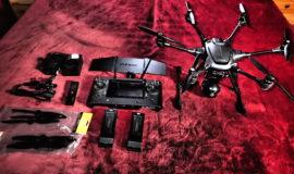 Drohne Yuneec Typhoon-H + Realsense