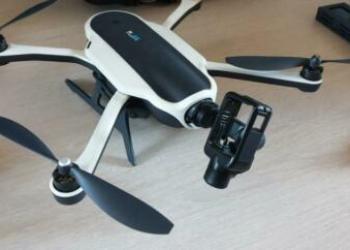 Gopro Karma-Drohnen