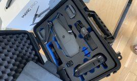 DJI Mavic Pro inklusive B&W Case, Lade HUB, 2 Ersatzakkus und Sonnenblende
