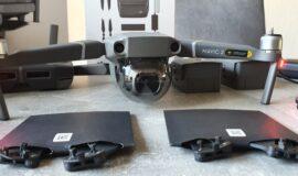 DJI Mavic 2 Pro Drohne Quadrocopter mit Hasselblad Kamera HDR