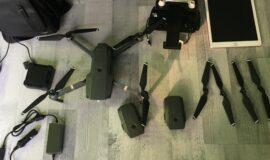DJI Mavic Pro Platinum Drohne 4K UHD Quadrocopter Videodrohne