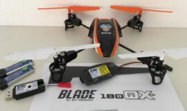 Blade 180 QX HD BNF Quadrocopter