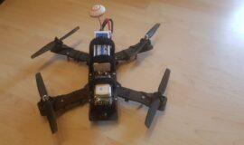 Eigenbau Drohne zu verkaufen