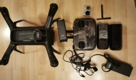 3DR Solo Quadrocopter,Gopro 4 und Gimbal