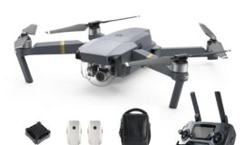 DJI MAVIC PRO PLATINUM – FLY MORE COMBO