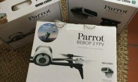 Parrot Bebop 2 FPV Drohne im Set mit Skycontroller und FPV-Brille