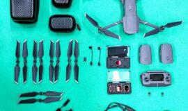 DJI Mavic 2 pro – umfangreiches Komplett-Set mit neuer Drohne