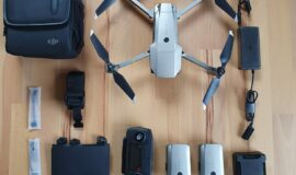 DJI Mavic Pro Platinum Fly More Combo – OVP