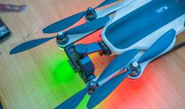 GoPro Karma Drohne + Grip + Controller + 2 Akkus