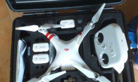 Drohne dji Phantom 2 als ersatzteil