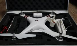 Phantom 3 mit Case