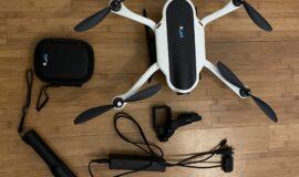 GoPro Drohne Karma und GoPro Grip