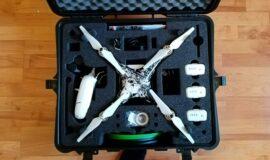 Phantom 2 Drohne Einwandfrei