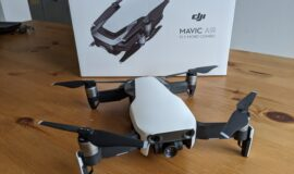 Drohne Mavic Air Fly more Combo, inkl Rechnung