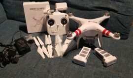 Dji phantom2 vision plus