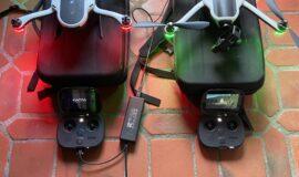 2 x Gopro Karma Drohne mit viel Zubehör