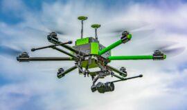 VCopter V6 Light C3-5000 Hexacopter