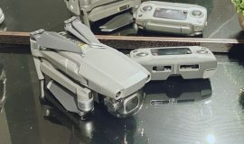Dji Mavic 2 pro Hasselblad 4 K Kamera